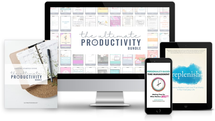 whats inside the ultimate productivity bundle