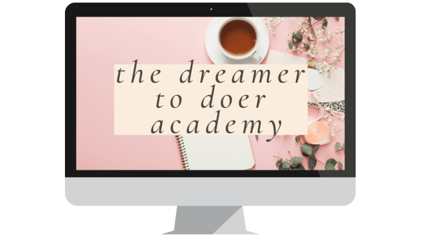 The Dreamer To Doer Academy small-min
