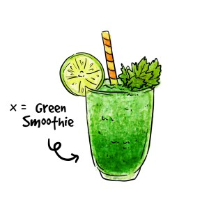 Green Smoothie X
