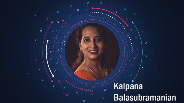 Kalpana Balasubramanian