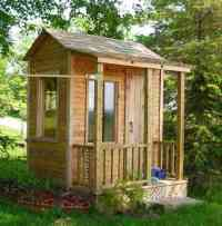 Backyard Shed Plans | Shed Blueprints
