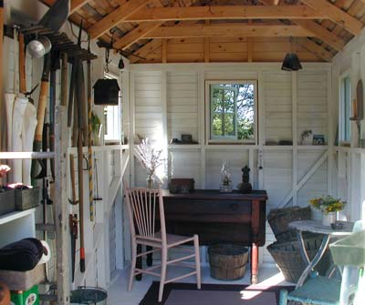 Garden Storage Sheds – Design The Perfect Storage Shed For You
