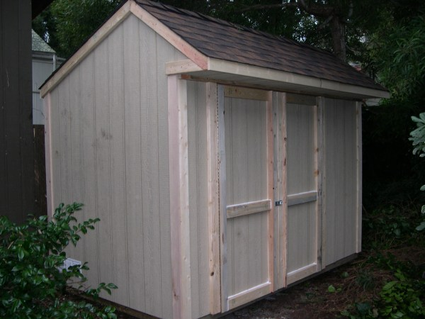 14x20 Shed With Porch - Year of Clean Water