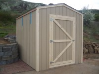 Build Your Own Set Of Replacement Wooden Shed Doors Using ...