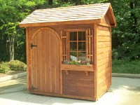 Garden Shed Design and Plans | Shed Blueprints
