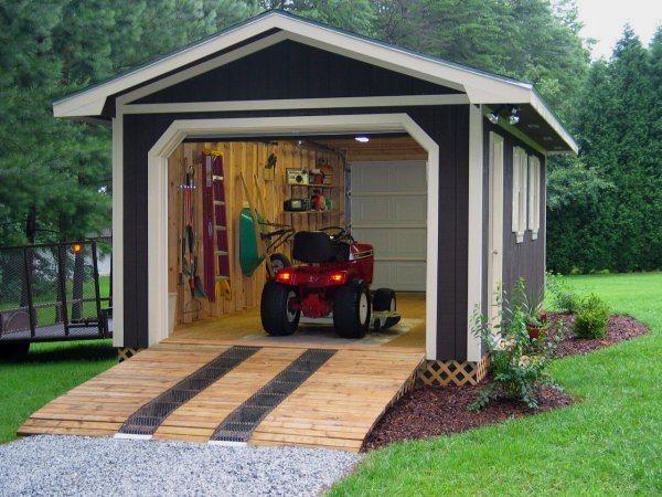 Yard Storage Shed Plans