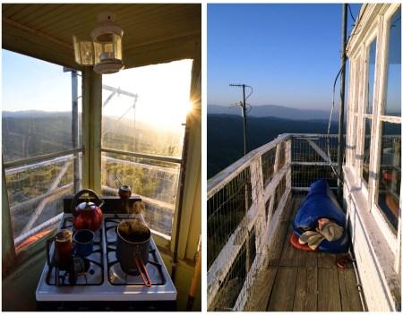 Tower Morning
