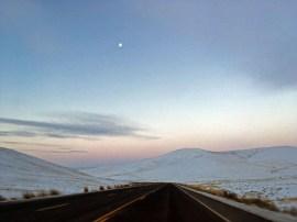 Heading to Oregon