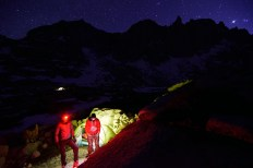 Alpine Start Anticipation