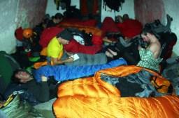 Sleeping Arangements with Strangers