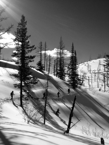Montana Mountain Therapy, March, 2016