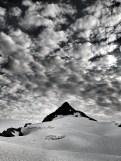 Summit Pyramid in Sight