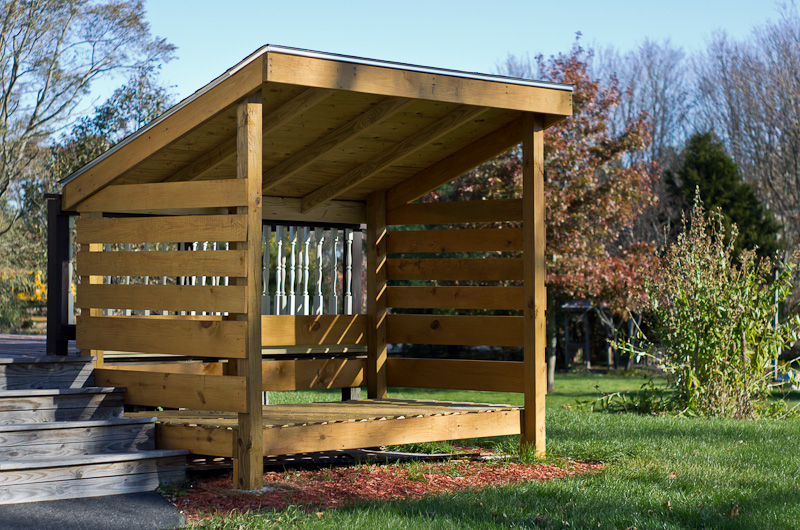 Wood Storage Sheds  Pole Shed Plans  Building Your