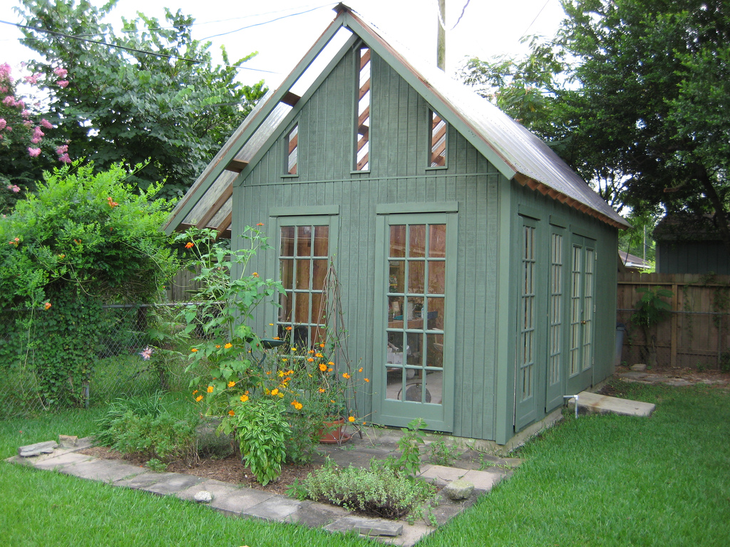 Backyard Garden Shed : Queries You Needto Remedy Before