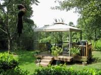Gazebo Garden : Shed Plans  Building Wood Sheds ...
