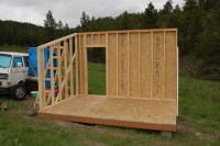 free diy tool shed plans | Quick Woodworking Projects