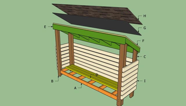 Firewood Shed Plans : Storage Shed Plans Your Helpful Guide