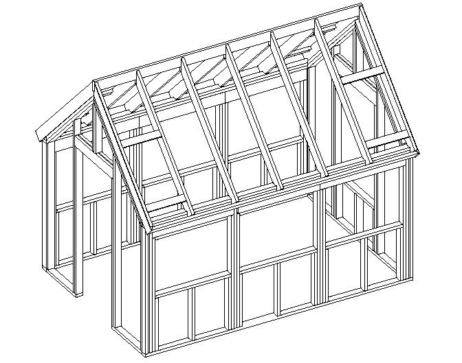 Shed Blue Print : Shed Plans On The Web