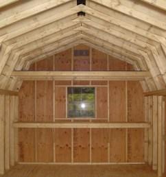 shed plans 12 x 16 [ 1600 x 1193 Pixel ]
