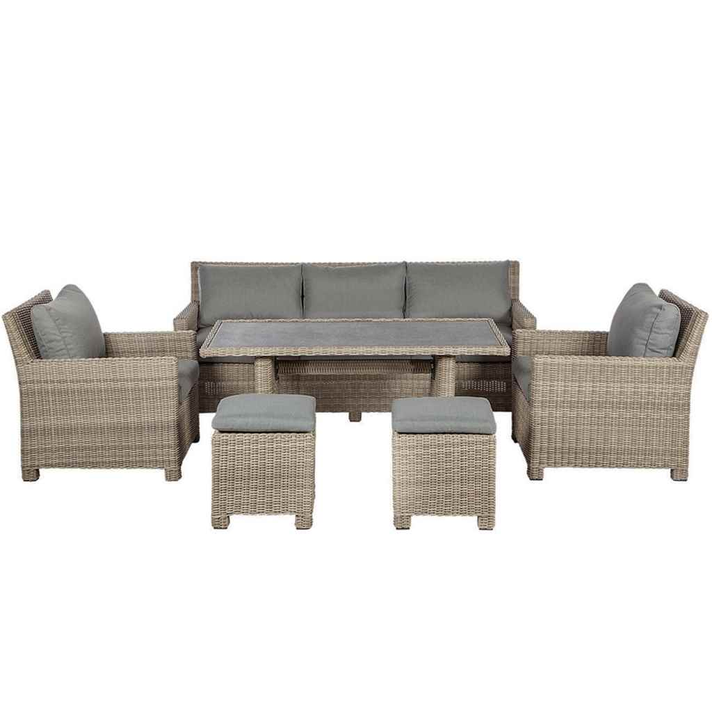 Rattan 3 Piece Sofa Shedswarehouse Garden Furniture Wentworth Rattan Collection Oos 7 Seater Wentworth Sofa Dining Set 3 Seat Sofa 2 Armchairs 150cm X