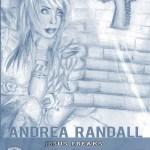 Girl of Vengeance, Andrea Randall's latest novel, new audiobooks and more