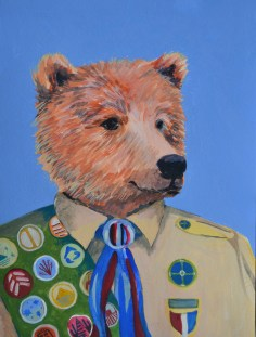 Grizzly Scout