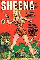1940's Sheena