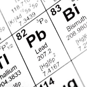 Lead -- periodic table