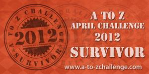 A-Z 2012 Survivor