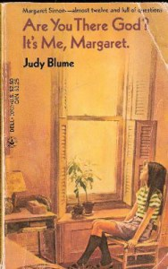 Are You There God? It's Me Margaret by Judy Blume