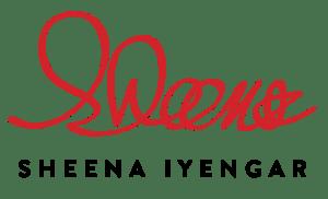 Sheena Iyengar's signature