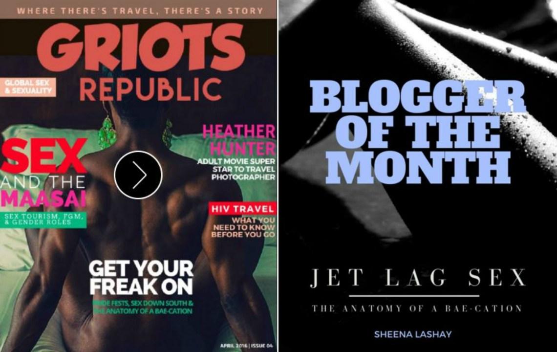 Jet Lag Sex - Anatomy of a Baecation