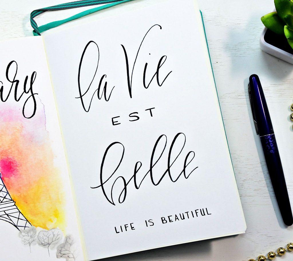 February Bullet Journal Setup Sheena Of The Journal