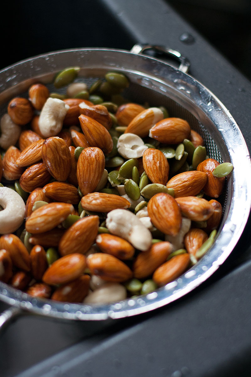 Golden Trumeric Chai Milk | SheenaScott.com