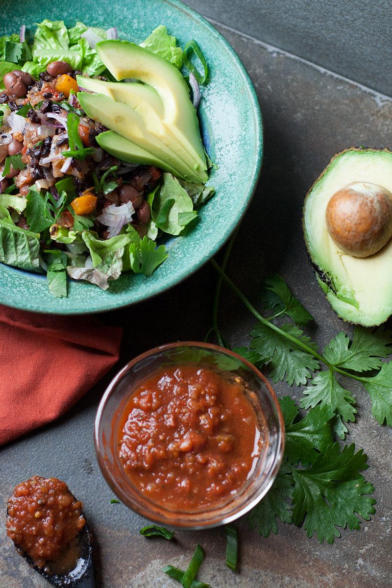 Burrito Bowl | SheenaScott.com