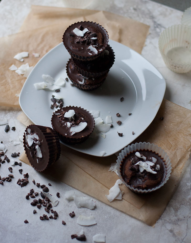 Chocolate Mousse Cups | SheenaScott.com