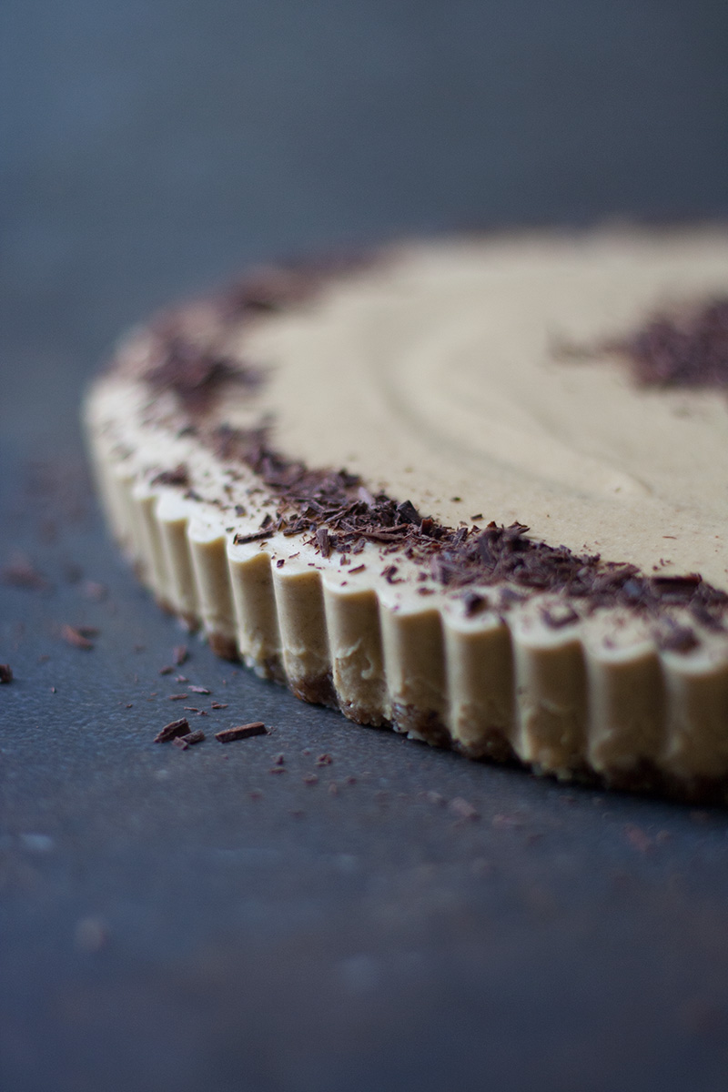 PumpkinSpice Ice Cream Pie