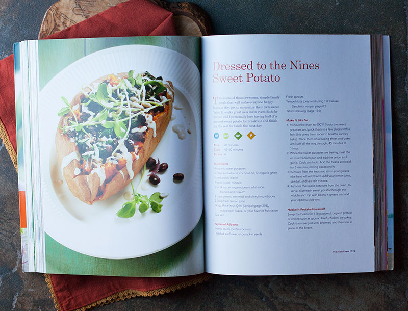 Dressed to the Nines Sweet Potato | Sheena Scott.com