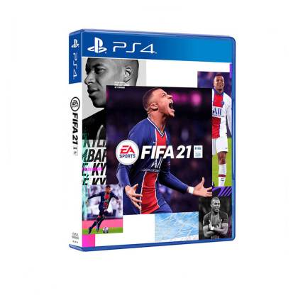 FIFA 21 Standard Edition PS4 and PS5
