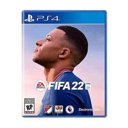 Fifa 22 with Free T-Shirt – PS4