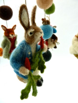 Beatrix Potter Mobile