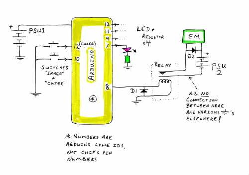 small resolution of picture of circuits