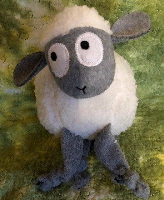 hog island sheep sheep lady designs