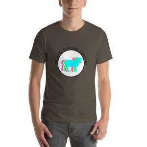 Fomenting At The Mouth 3D Tee