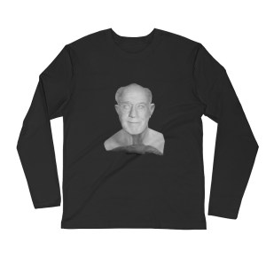 BEHOLD: The Philosopher's Stone Long-Sleeve Tee