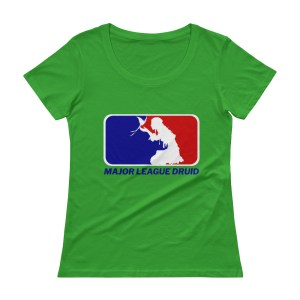 Women's Animal Familiar Scoopneck Tee