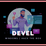 devel writeup hackthebox