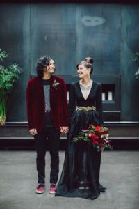 Indie Wedding dress