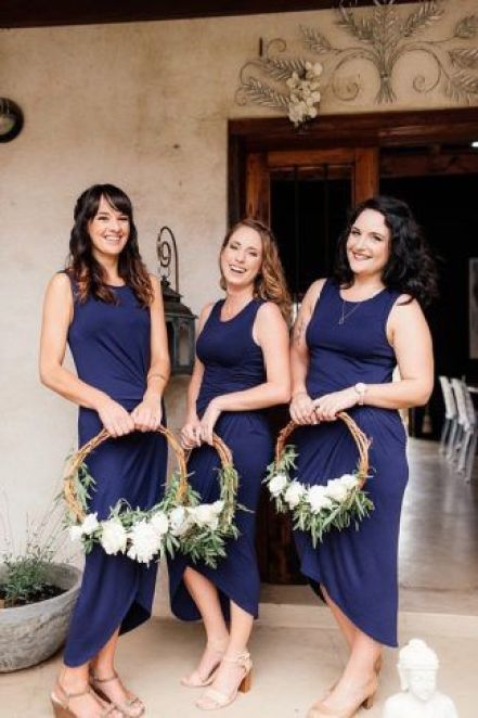 Bridesmaids inspiration @Sheer ever after