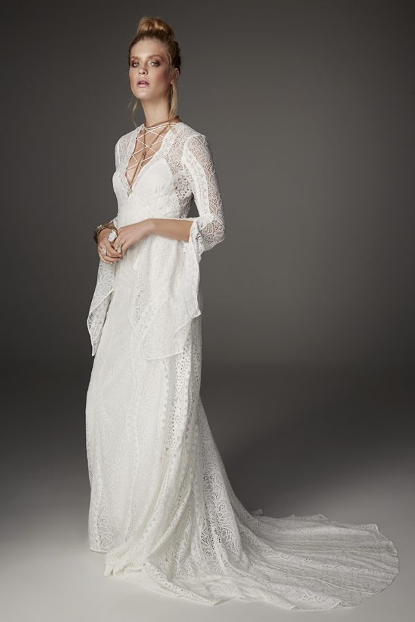 Wedding dress inspiration - Rue de Seine @Sheer ever after